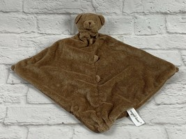 Angel Dear Brown Bear Baby Lovey Teddy Nubs Soft Security Blanket Stuffe... - $16.66