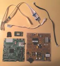 LG 55UK6300PUE.BUSWLOR Complete LED TV Repair Parts Kit EBT65235202, EAX... - $59.39