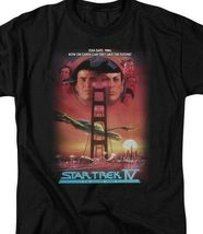 Star Trek IV The Voyage Home Star Date Retro 80s Sci-Fi Action CBS522 image 3