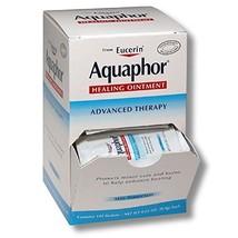 Aquaphor Healing Ointment,contains 144 packets,NET WT 0.03 OZ.0.9gEach