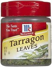McCormick Tarragon, Whole Leaves, 0.2 oz - $10.84