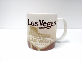 Large Starbucks Las Vegas Nevada Collector Series Icon Cup Mug 2008 - $29.69