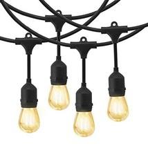 LED Outdoor String Lights, EAGWELL 48Ft (48 Ft Led Outdoor String Lights) - €63,66 EUR