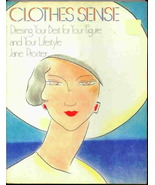 Clothes Sense Fashion Personal Appearance by Jane Procter - $4.89