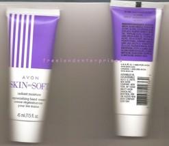 Hand Cream Mini Skin So Soft Radiant Moisture Replenishing Avon 1.5 oz NEW (Qt1) - $2.95