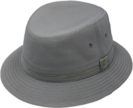 Henschel Water Repellent Bucket Hat Eyelets In Crown Men Women Tan Charc... - $45.00+
