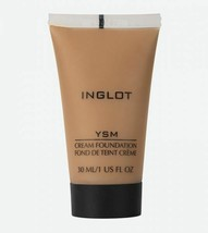 INGLOT Cosmetics NEW YSM Young Skin Makeup Cream Foundation 30 ml Shade #51 - $15.14
