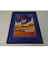 1994 Miller Lite Ice Beer 11x14 Framed ORIGINAL Advertisement - $32.36