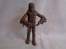 2001 Hasbro Star Wars Chewbacca Action Figure - $3.91