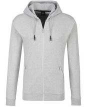 Hugo Boss Men's Zip Hooded Sweatshirt Track Jacket 50372060 Sz. L New w/o Tags