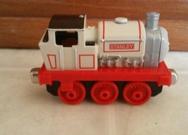 Thomas the Tank Engine Diecast Train Stanley Gray Learning Curve Mattel ... - $11.29