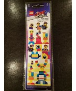 Lego The Lego Movie 2 Sticker Pack (4 pieces) Duplo - $4.89