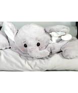 Elephant baby blanket tummy floor throw zoo animal decor Baby shower gift - $55.99