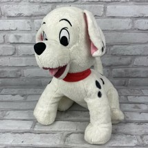 "Disney Store 101 Dalmations Spot DOG Puppy Plush 12"" inches - $16.45"
