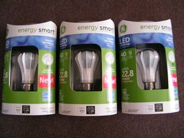 GE Lighting Energy Smart LED 9-Watt (40-watt replacement) 450-Lumen A19 Light - $5.93