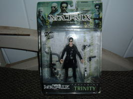 Matrix Action Figure Trinity 1999 - $15.00