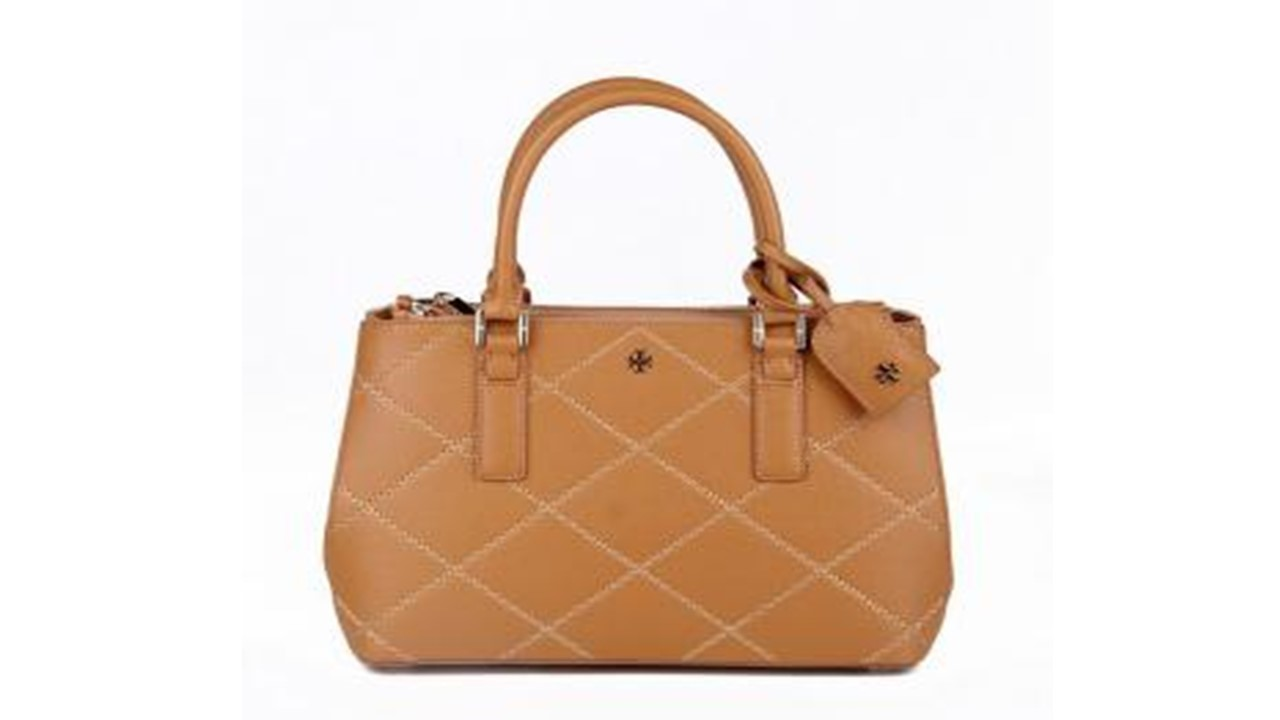 baf402776c TORY BURCH Handbag For Woman Apricot COLOR Authentic 100% FAST SHIPPING