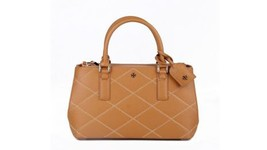 TORY BURCH Handbag For Woman Apricot COLOR Authentic 100% FAST SHIPPING - $130.00
