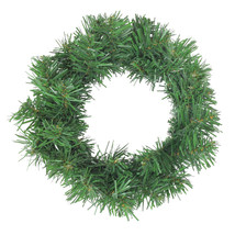 "Northlight 8"" Deluxe Windsor Pine Christmas Wreath - Unlit - $4.69"