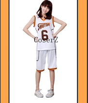 Kuroko's Basket Ball Kuroko No Basuke Shutoku No. 6 10 Midorima Shintaro Basket - $34.00