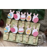 Paper Clips,wooden clothespin,children's Birthday party favor gift decor... - $3.20+