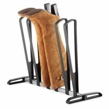 NEW 3 Pair Shoe Storage Rack Boots Rain Tall Boot Organizer Shaper Heavy... - $39.50