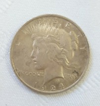 coin 1 dollar United States from 1924 - $44.55