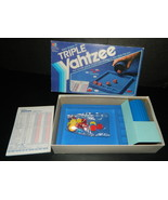 Triple Yahtzee Game-Complete - $16.00