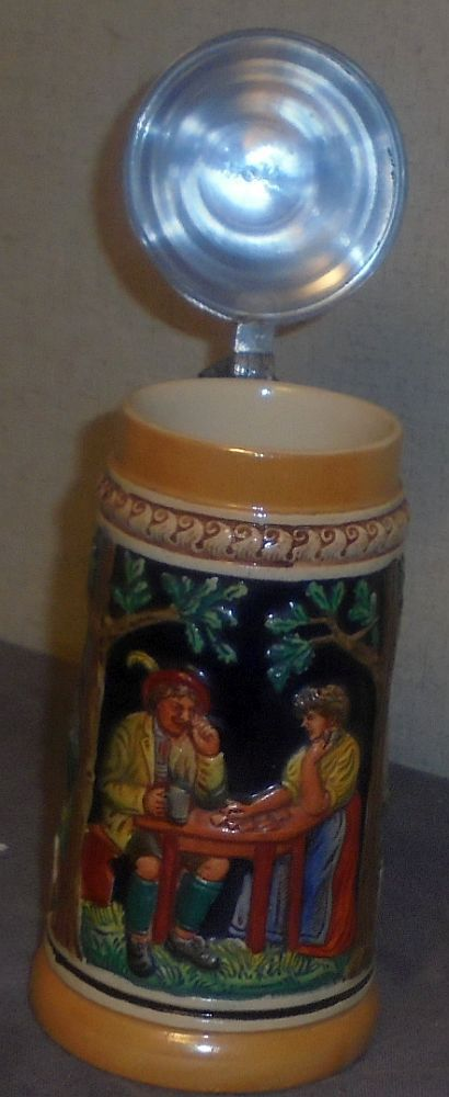 Primary image for German Made Stein talk couple Pastoral