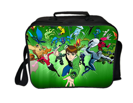 Ben 10 Lunch Box Summer Series Lunch Bag Pattern C - $26.64 CAD