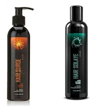 Ultrax Labs Hair Surge Caffeine Hair Loss Growth Stimulating Shampoo+Con... - $148.49