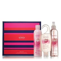 Avon Senses Merry Pink Velvet Cupcake Collection - $19.75