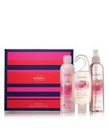 Avon Senses Merry Pink Velvet Cupcake Collection - $19.75