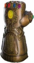 Adult's Avengers Endgame Thanos Prestine Infinity Gauntlet Costume Accessory - $29.99