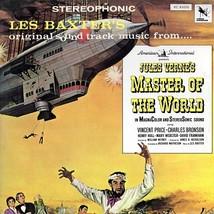 Master Of The World - Soundtrack/Score Vinyl LP ( Ex. Cond.) - £27.48 GBP