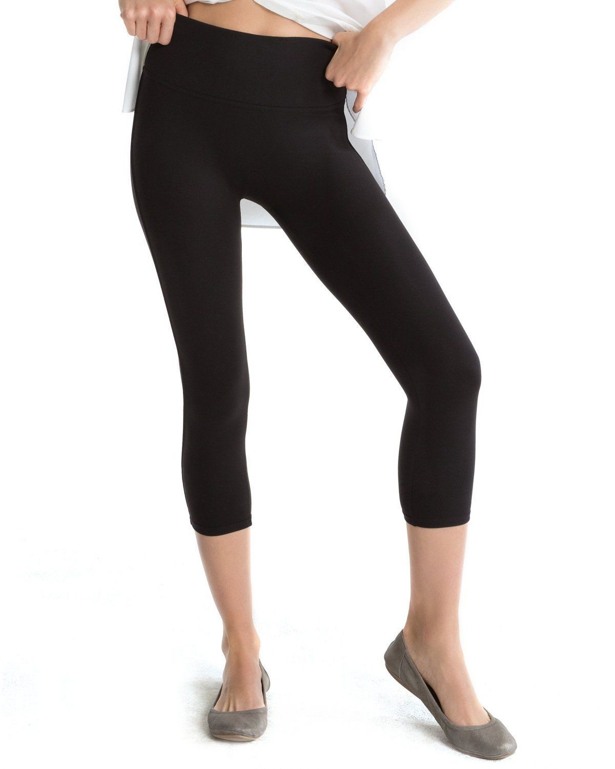 Spanx Ready-to-Wow! Capri Structured Leggings, 2191