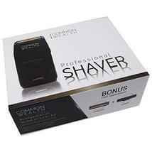 Common Wealth Professional Shaver Cordless Hypoallergenic Bump Free Gold Pro Foi image 4