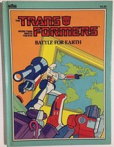 THE TRANSFORMERS Battle for Earth (1985) Marvel... - $14.84
