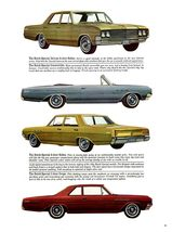 1964 Buick models Brochure 24 X 36 Inch Poster  - $18.99