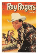1992 Arrowpatch Roy Rogers Comics Trading Card #45 > Trigger > Happy Trail - $0.99