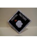 GIRL SCOUTS GUIDES Patch Souvenir Crest Emblem TREFOIL TASTERS II SCOUTING - $4.95