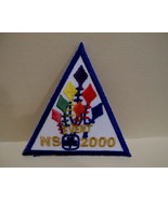 GIRL SCOUTS GUIDES Patch Souvenir Crest Emblem SCOUTING EVENT NS 2000 - $4.95
