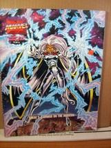 Mega Marvel - The Marvel Comics December 1995 Storm Cover - £7.11 GBP
