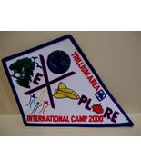 GIRL SCOUTS GUIDES Patch Souvenir Crest Emblem SCOUTING TRILLIUM ONTARIO... - $6.95