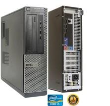 Lot of 6 Dell Computer 390 Core i5-2400 DESKTOP 3.10Ghz 8Gb Ram 250Gb NO OS - $978.88