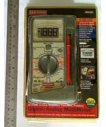 Digital + Analog Multimeter 29 Ranges Craftsman 82322 *NEW* (982322) - $124.95