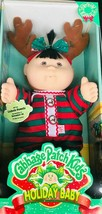 "Cabbage Patch Kids Holiday Baby ""Special Edition"" New 1998 NIB Aisian  - $168.29"