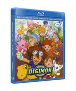 Digimon Adventure Season 1 Complete Series Blu-Ray