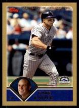 2003 TOPPS GOLD GABE KAPLER /2003 #563 - $1.79