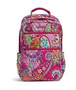 Vera Bradley Tech Backpack in Pink Swirls - $88.00